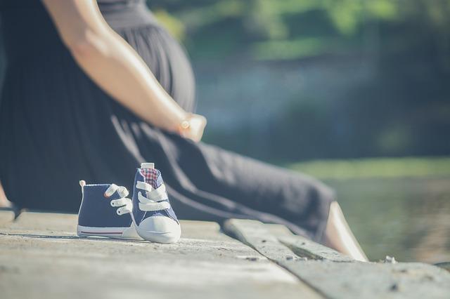 botičky pro dítě