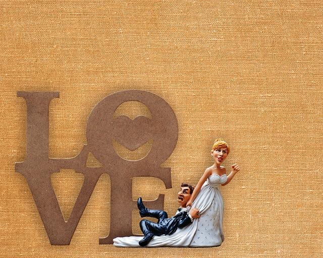 láska a svatba