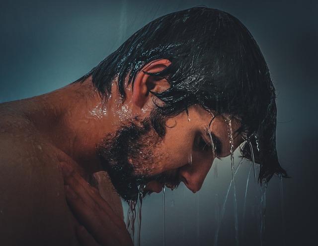 úleva ve sprše