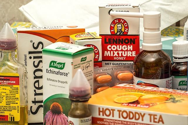 léky na chřipku