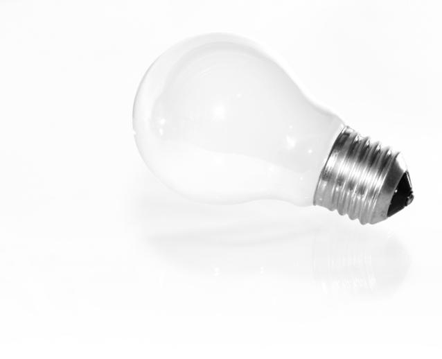 mléčná žárovka E27