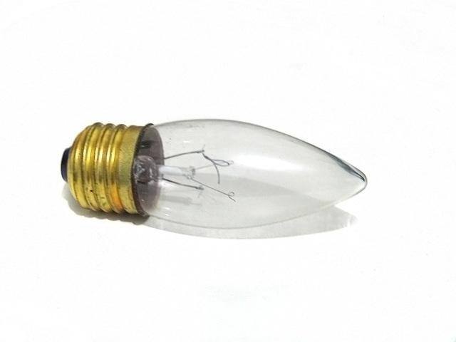 vláknová žárovka miňonka