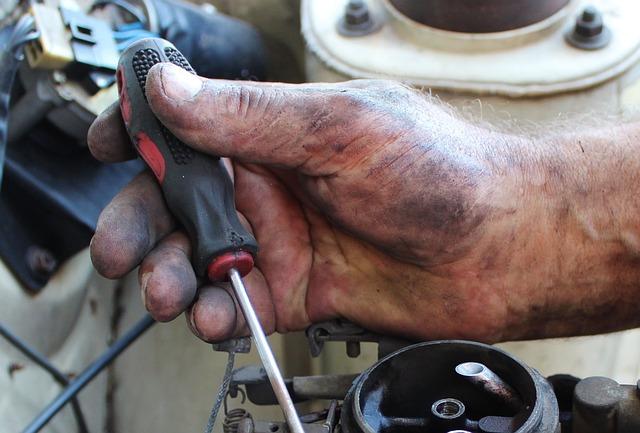 oprava karburátoru